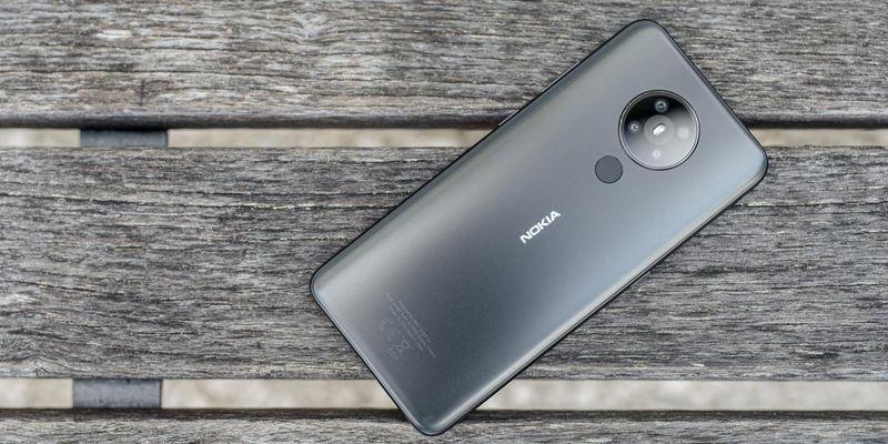 """Das Nokia """"5.3"""" im Porträt."""