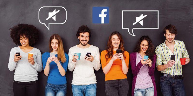 So schalten Sie Personen auf Facebook stumm.
