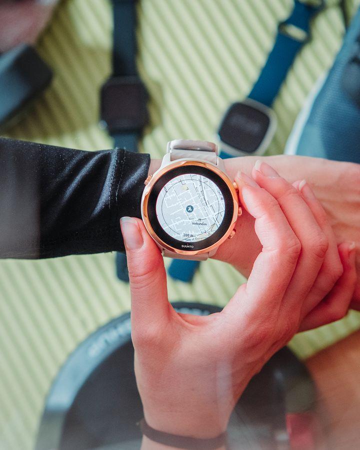 Die Smartwatch Suunto 7