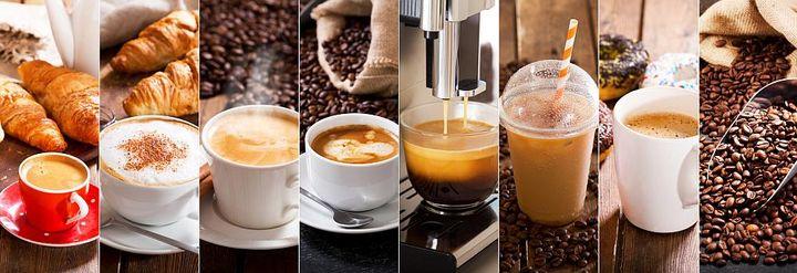 Kaffeevollautomaten sorgen für vielfältigen Kaffeegenuss..