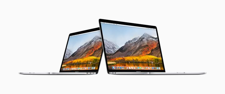Apple präsentiert neue Version des MacBook Pro.