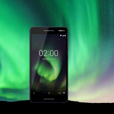 Nokia präsentiert sein neues Einsteiger-Smartphone.