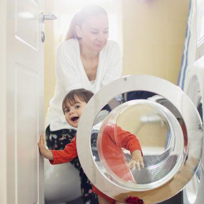 MediaMarkt Haushaltsstudie deckt auf: 70 Prozent waschen wöchentlich zwei- bis dreimal die Wäsche.