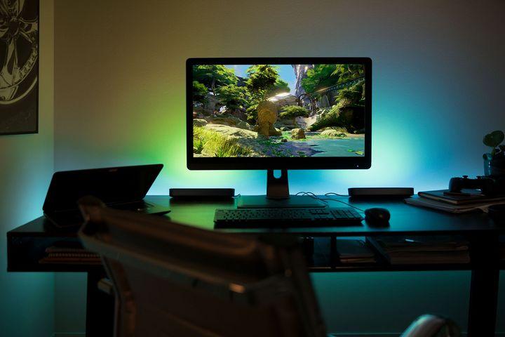 Hue Play Lightbar – Indirektes Licht für TV & Gaming