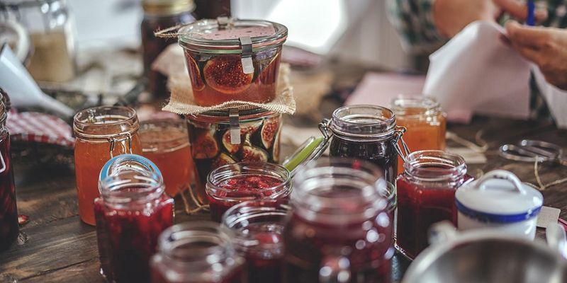 3 außergewöhnliche und köstliche Rezepte für Marmeladen