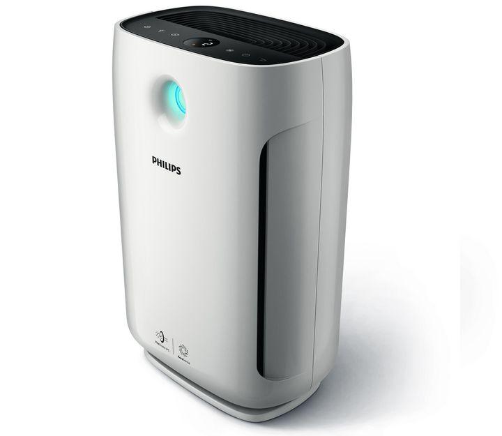 """Laut Hersteller-Angaben kann der neue """"Philips Luftreiniger"""" viel mehr als nur für gute Luft sorgen."""