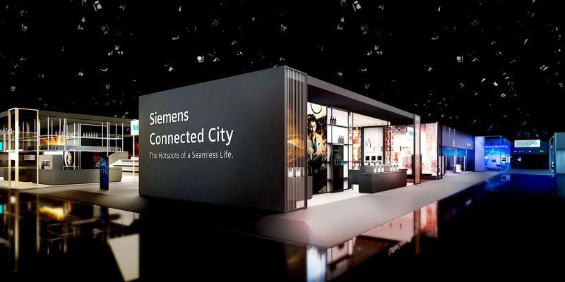 """Siemens """"Connected Home"""": Vision und neue Produkte."""