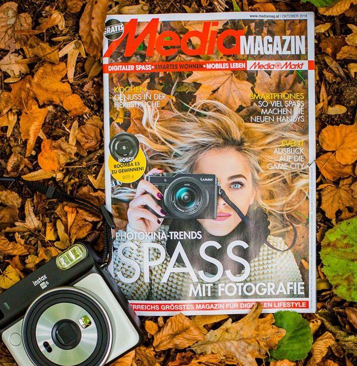 Das Mediamagazin im Oktober 2018.