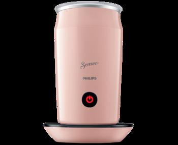 Der Philips Senseo Milk Twister Milchaufschäumer ist perfekt für Cappuccino und andere Heißgetränke.