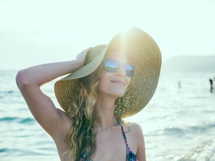 Mit Beach Waves sind Sie natürlich gestylt.