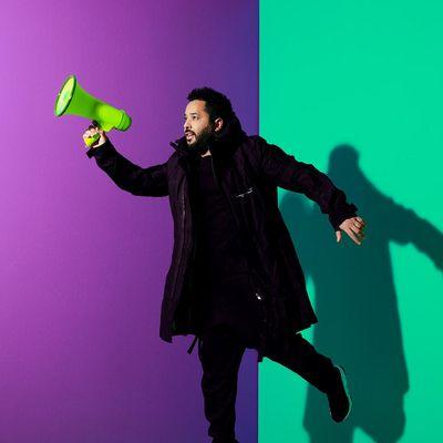 """Adel Tawil legt sein neues Album """"Alles lebt"""" vor."""