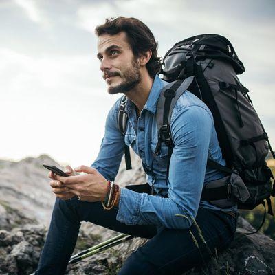 Drei nützliche Apps für Wander-Touren.