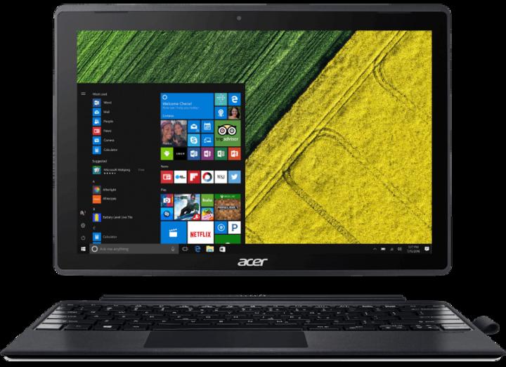 Vielseitig und komfortabel: Tablet-PCs mit Windows 10.