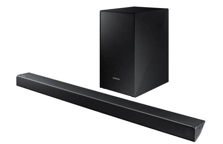 """Die Samsung-Soundbar """"HW-N540""""."""