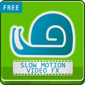 """Die App """"Slow-Motion-Videoeffekte"""" ändert die Video-Geschwindigkeit."""