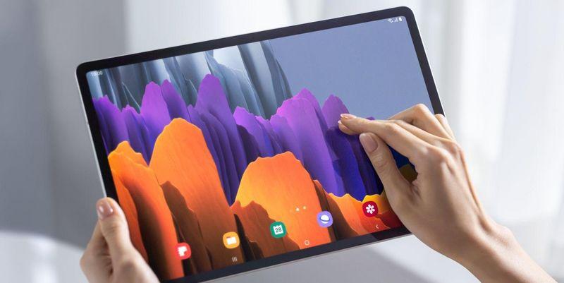 """Die besten Features des """"Samsung Galaxy Tab S7+""""."""