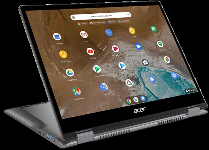 """Zuwachs für die """"Chromebook""""-Familie."""