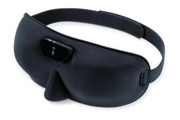 """Die """"Beurer Schnarchmaske SL 60"""" reagiert auf Schnarchgeräusche und Körperschall."""