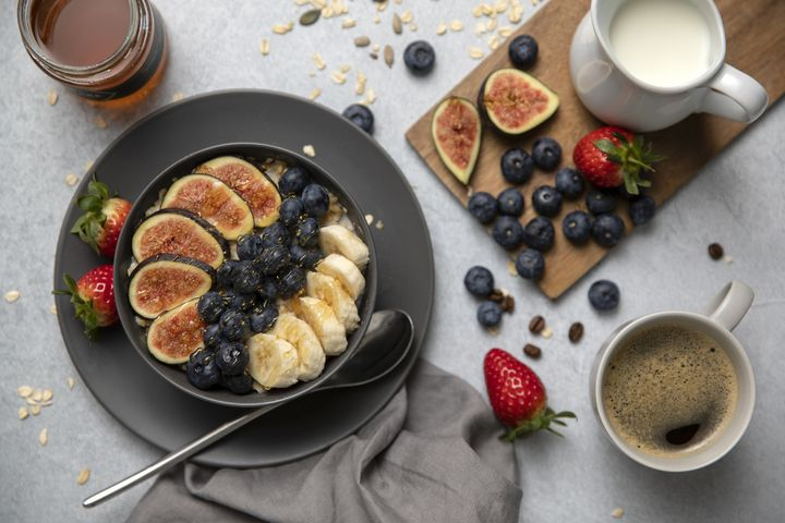 Bowl zum Frühstück.