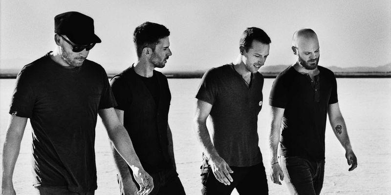"""Coldplay stellen ihr neues Album """"Live In Buenos Aires"""" vor."""