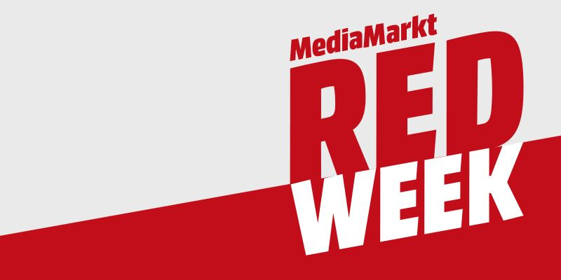 Red Week bei MediaMarkt.
