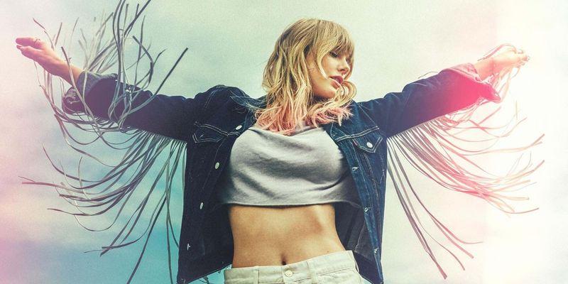 """Taylor Swift veröffentlicht ihr neues Album """"Lover""""."""