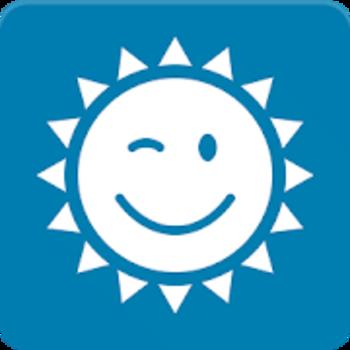 Wetter-App YoWindow: An die Jahreszeit angepasste Anzeige aktueller, meteorologischer Daten