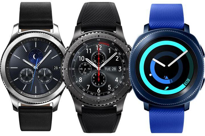 Die praktisch unbegrenzten Möglichkeiten von Watchfaces.