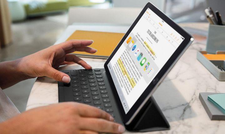 Smart Keyboard für das iPad