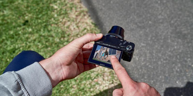 Sony Cyber-shot RX100-Serie: BIONZ-Prozessor gegen Bildrauschen.