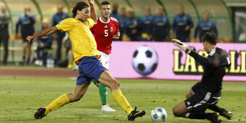 Die Doku über Schwedens Fußball-Superstar ab sofort auf DVD und Blu-ray