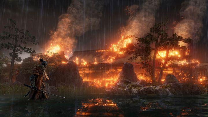 Das Game spielt im Japan des 16. Jahrhunderts.