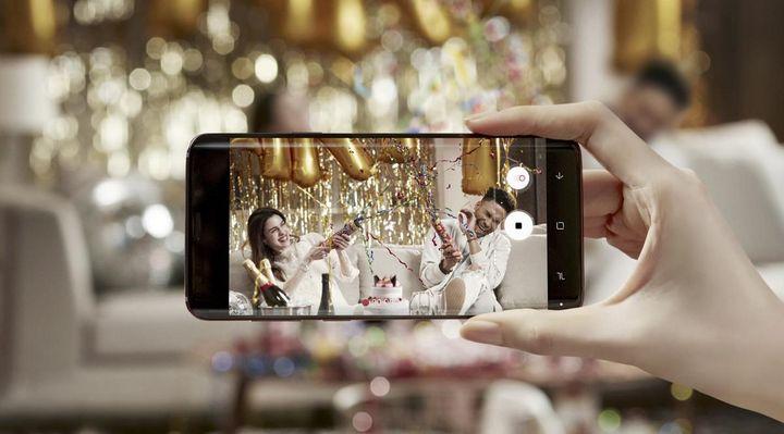 """Ein absolutes Top-Feature des neuen """"Galaxy S9"""" ist auf jeden Fall der Super-slow-motion-Modus."""