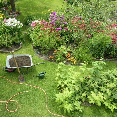 Gartentrends 2020: Smart, vertikal und nachhaltig.