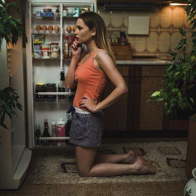 So kühlt der Kühlschrank richtig.