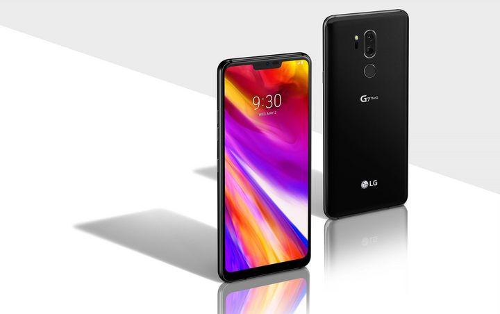 Das neue LG G7 ThinQ kommt mit jeder Menge KI-Funktionen.