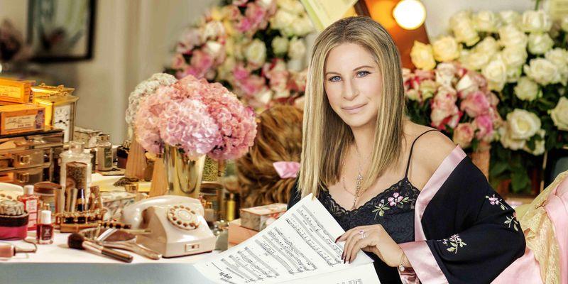 Barbra Streisand hat Hollywood-Stars zum Duett gebeten.