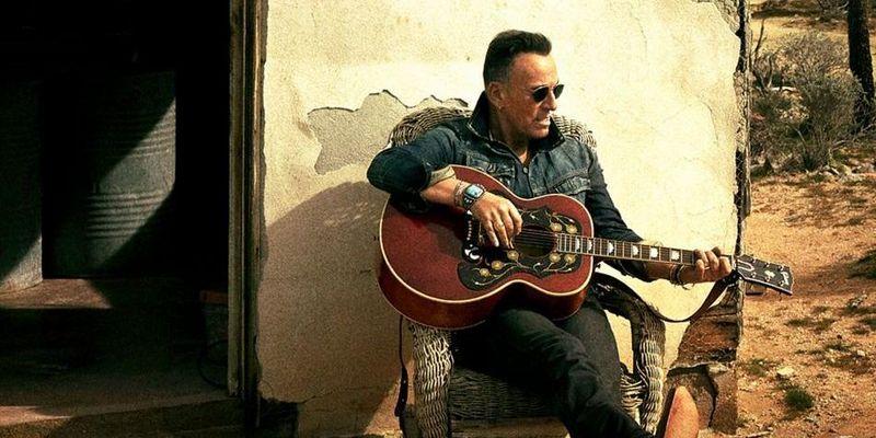 Neues Album von Bruce Springsteen angekündigt.