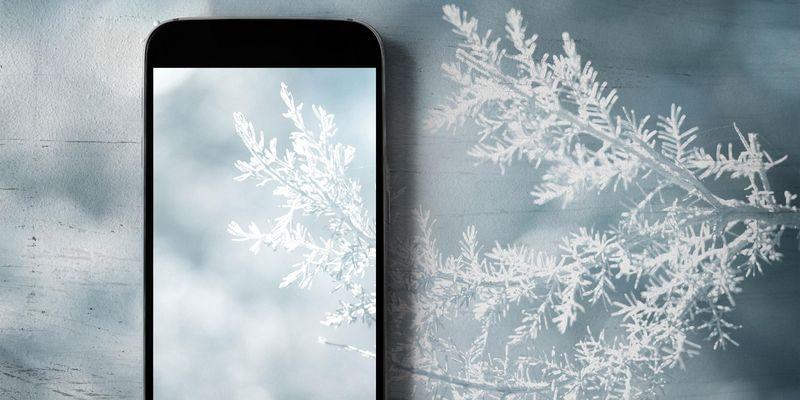 So schützen Sie Smartphone und Co. im Winter richtig.