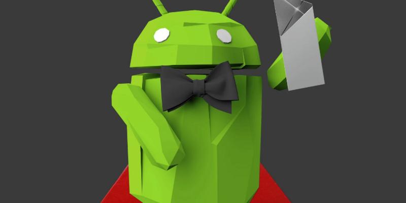 Die nominierten Apps der Google Play Awards 2017.