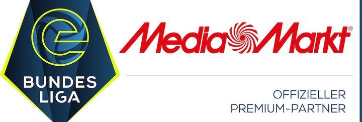 """Anpfiff zur """"krone.at-eBundesliga"""" mit MediaMarkt als Premium-Partner."""