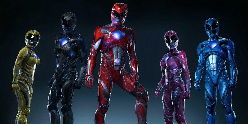 """Die """"Power Rangers"""" sind einsatzbereit"""