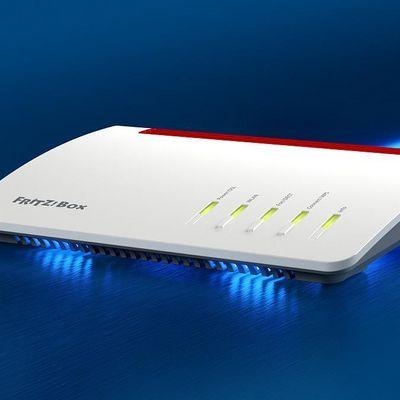 FRITZ!BOX 7590: Der Flaggschiff-Router von AVM.