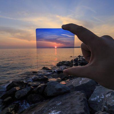 Objektiv-Filter können die Bildqualität verbessern.