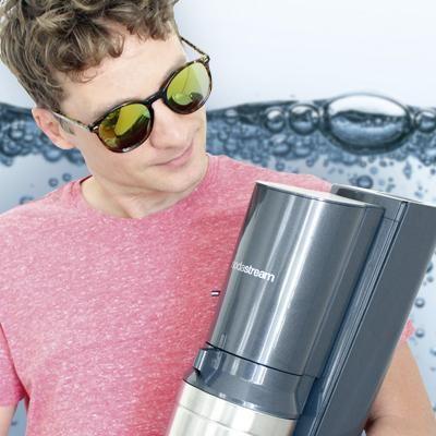 """Der Ausprobierer testet den Wassersprudler """"SodaStream Crystal""""."""