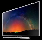 Brilliante Farben bestechen bei diesem Smart-TV