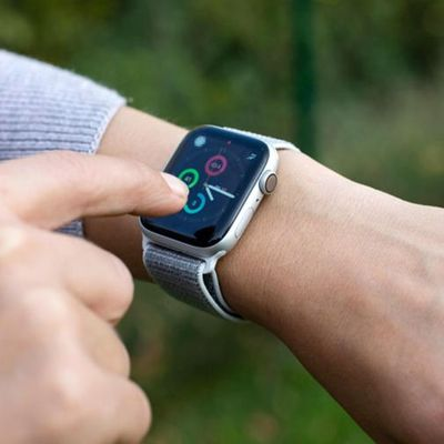 Apple Watch 4: Ziffernblätter wechseln.