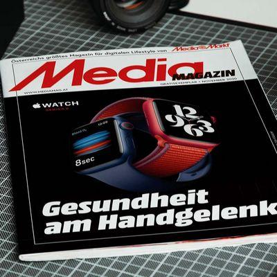 Das neue Mediamagazin im November 2020
