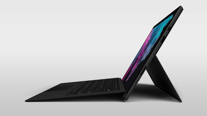"Das ""Surface Pro"" ist Microsofts Top-Notebook."