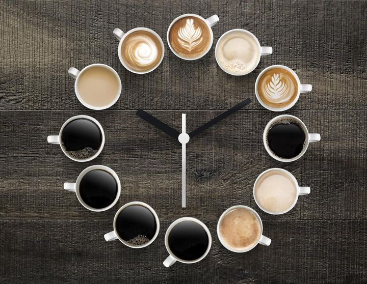 Koffein macht vor allem morgens munter.